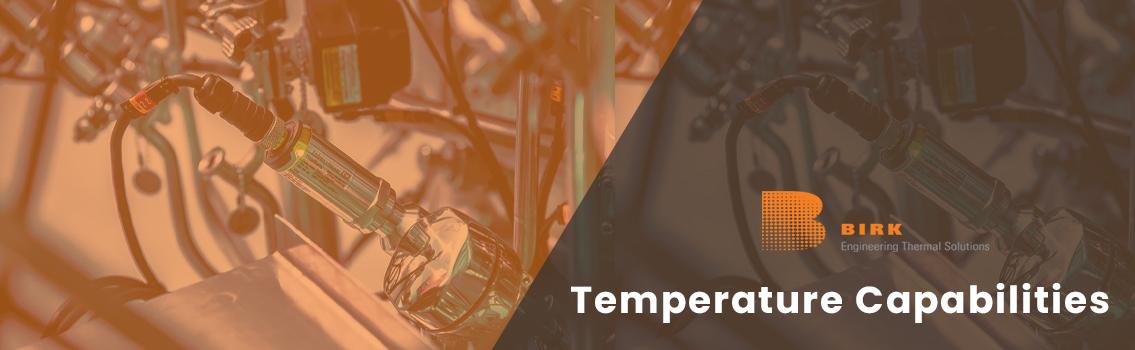Temperature-Capabilities