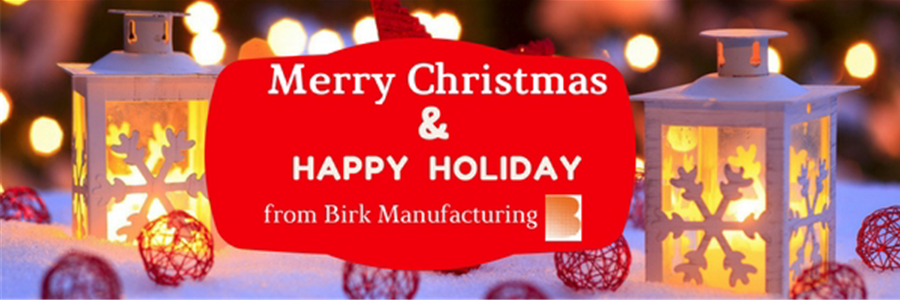 Birk Mfg. Wishes You Merry Christmas