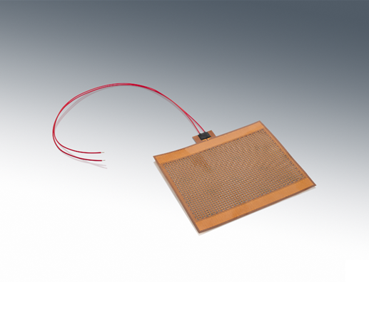 Kapton® Heaters Complex Design