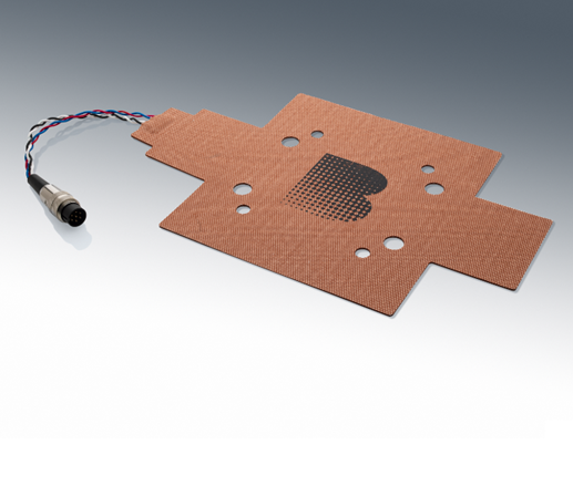 Silicone Assembly with Connector