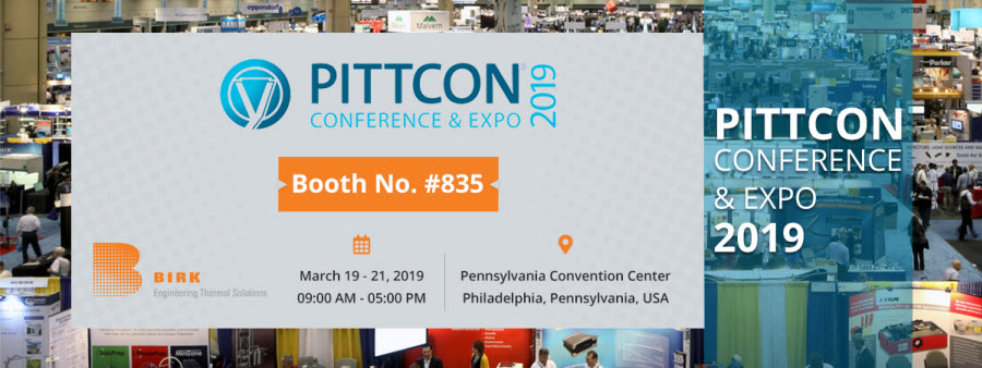 Blog-Birk Manufacturing at Pittcon 2019