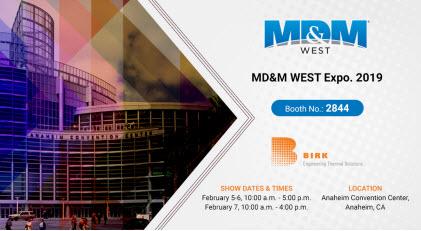 MD&M 2019 Birkmfg