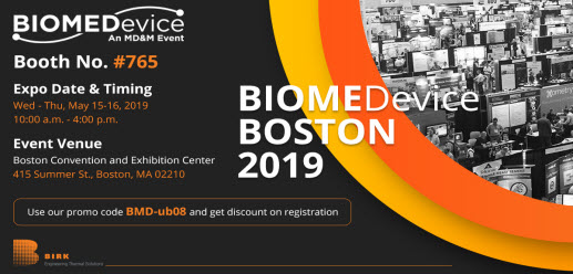 Birkmfg at Bimedevice Boston-News