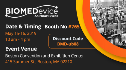 Birkmfg at Biomed 2019-News