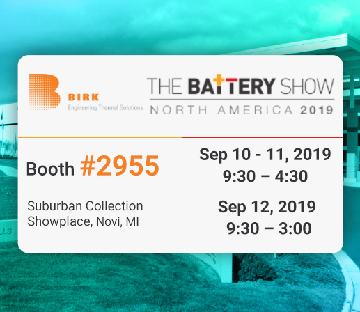 The Battery Show - News