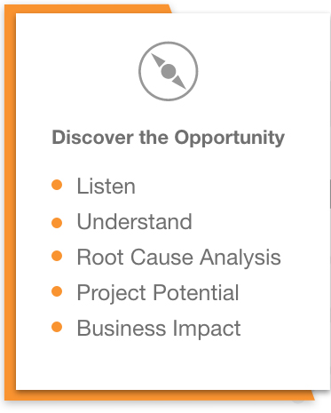 Discover the Opportunity
