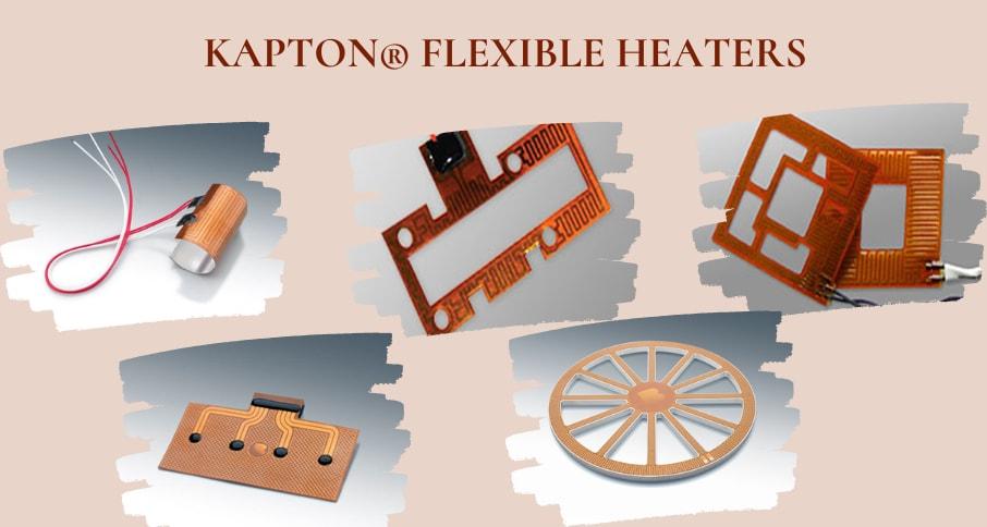 Kapton® Flexible Heaters