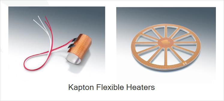 Kapton Flexible Heaters