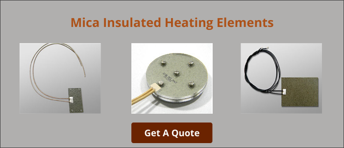 Mica Insulated Heating Elements